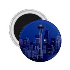 Space Needle Seattle Washington 2 25  Magnets