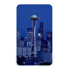 Space Needle Seattle Washington Memory Card Reader