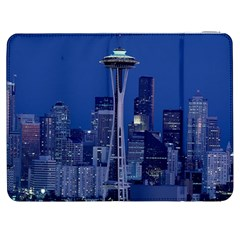 Space Needle Seattle Washington Samsung Galaxy Tab 7  P1000 Flip Case