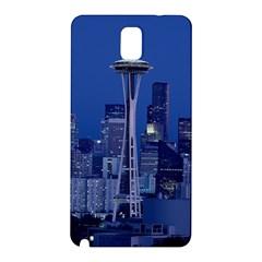 Space Needle Seattle Washington Samsung Galaxy Note 3 N9005 Hardshell Back Case