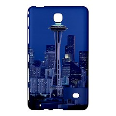 Space Needle Seattle Washington Samsung Galaxy Tab 4 (8 ) Hardshell Case  by Nexatart