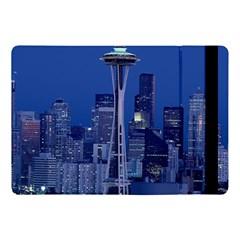 Space Needle Seattle Washington Apple Ipad Pro 10 5   Flip Case by Nexatart