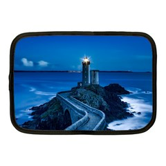 Plouzane France Lighthouse Landmark Netbook Case (medium)