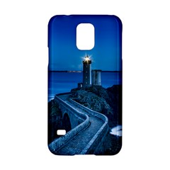 Plouzane France Lighthouse Landmark Samsung Galaxy S5 Hardshell Case
