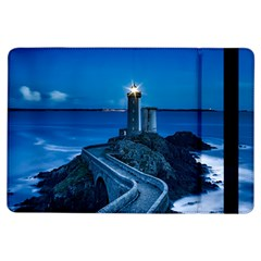 Plouzane France Lighthouse Landmark Ipad Air Flip by Nexatart