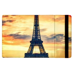 Eiffel Tower Paris France Landmark Apple Ipad 3/4 Flip Case by Nexatart