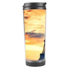 Eiffel Tower Paris France Landmark Travel Tumbler by Nexatart