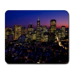 San Francisco California City Urban Large Mousepads