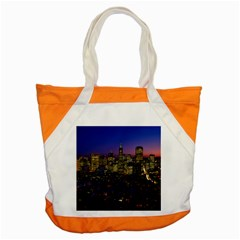 San Francisco California City Urban Accent Tote Bag