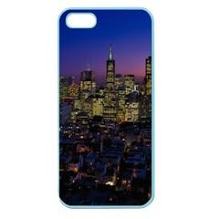 San Francisco California City Urban Apple Seamless Iphone 5 Case (color)