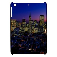 San Francisco California City Urban Apple Ipad Mini Hardshell Case by Nexatart