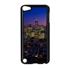 San Francisco California City Urban Apple Ipod Touch 5 Case (black)