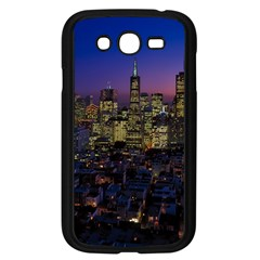 San Francisco California City Urban Samsung Galaxy Grand Duos I9082 Case (black)