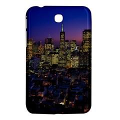 San Francisco California City Urban Samsung Galaxy Tab 3 (7 ) P3200 Hardshell Case  by Nexatart