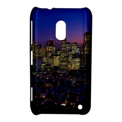 San Francisco California City Urban Nokia Lumia 620