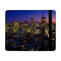 San Francisco California City Urban Samsung Galaxy Tab Pro 8 4  Flip Case by Nexatart