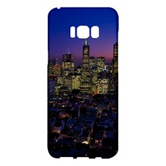 San Francisco California City Urban Samsung Galaxy S8 Plus Hardshell Case