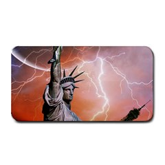 Statue Of Liberty New York Medium Bar Mats