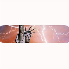 Statue Of Liberty New York Large Bar Mats by Nexatart