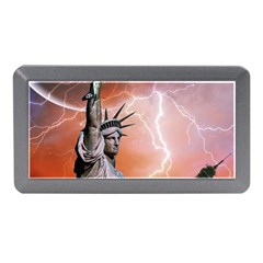 Statue Of Liberty New York Memory Card Reader (mini)