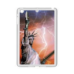 Statue Of Liberty New York Ipad Mini 2 Enamel Coated Cases