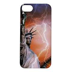 Statue Of Liberty New York Apple Iphone 5s/ Se Hardshell Case