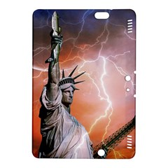 Statue Of Liberty New York Kindle Fire Hdx 8 9  Hardshell Case by Nexatart