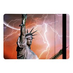 Statue Of Liberty New York Apple Ipad Pro 10 5   Flip Case