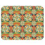 Eye Catching Pattern Double Sided Flano Blanket (Medium)  60 x50 Blanket Back