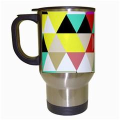 Bonjour Travel Mugs (white) by allgirls