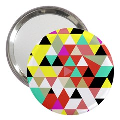 Bonjour 3  Handbag Mirrors by allgirls