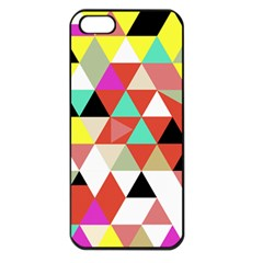 Bonjour Apple Iphone 5 Seamless Case (black) by allgirls