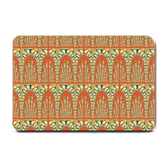 Arcs Pattern Small Doormat  by linceazul