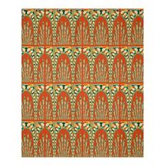 Arcs Pattern Shower Curtain 60  X 72  (medium)  by linceazul