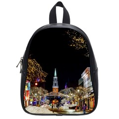 Church Decoration Night School Bag (small)