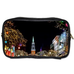 Church Decoration Night Toiletries Bags by Nexatart