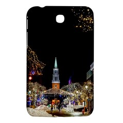 Church Decoration Night Samsung Galaxy Tab 3 (7 ) P3200 Hardshell Case  by Nexatart