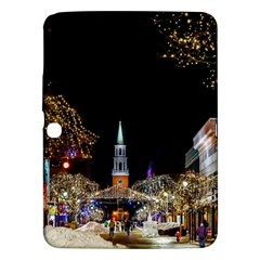 Church Decoration Night Samsung Galaxy Tab 3 (10 1 ) P5200 Hardshell Case