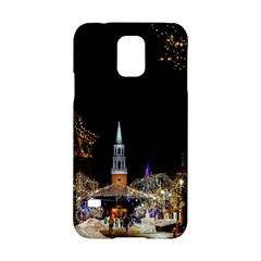 Church Decoration Night Samsung Galaxy S5 Hardshell Case