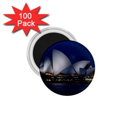 Landmark Sydney Opera House 1 75  Magnets (100 Pack)  by Nexatart