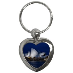 Landmark Sydney Opera House Key Chains (heart)