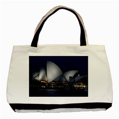 Landmark Sydney Opera House Basic Tote Bag by Nexatart