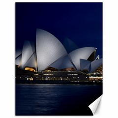 Landmark Sydney Opera House Canvas 12  X 16