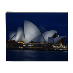 Landmark Sydney Opera House Cosmetic Bag (xl)