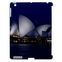 Landmark Sydney Opera House Apple Ipad 3/4 Hardshell Case (compatible With Smart Cover)