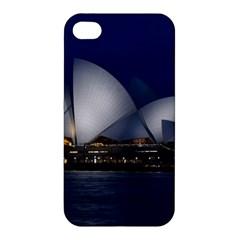 Landmark Sydney Opera House Apple Iphone 4/4s Premium Hardshell Case