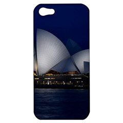 Landmark Sydney Opera House Apple Iphone 5 Hardshell Case by Nexatart