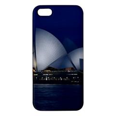 Landmark Sydney Opera House Iphone 5s/ Se Premium Hardshell Case by Nexatart