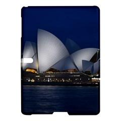 Landmark Sydney Opera House Samsung Galaxy Tab S (10 5 ) Hardshell Case  by Nexatart