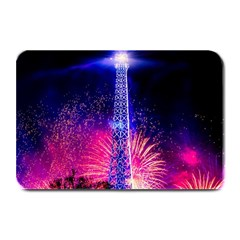 Paris France Eiffel Tower Landmark Plate Mats by Nexatart